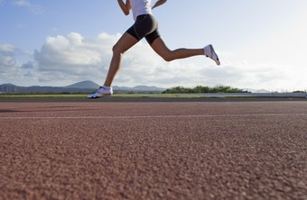 Sprinting is a popular form of interval training.