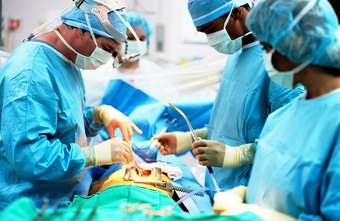 Surgical assistants provide hands-on services during surgical procedures.