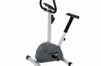Exercise bikes can be used to increase muscle mass in the legs.