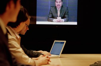 Use your Logitech webcam to join distant meetings.