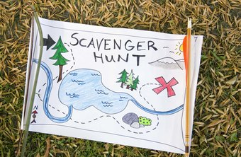 Amp up your sales blitz with a customer-friendly scavenger hunt.
