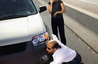Calling your employer when your vehicle breaks down demonstrates responsibility.