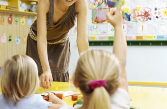 A kindergarten teacher must demonstrate a happy disposition.