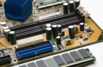Motherboards contain sensors that monitor system temperatures.