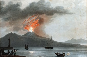 Some volcanic eruptions cause damages far beyond the immediate vicinity.