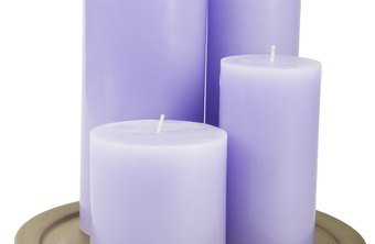 Candles and soap can be sold at craft sales and retail stores.