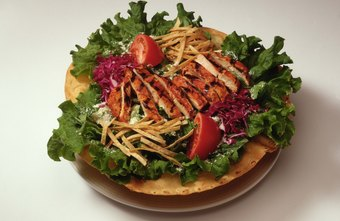 Try a protein- and fiber-rich grilled chicken salad.