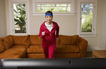 Working out at home helps beat the cold-weather blues.