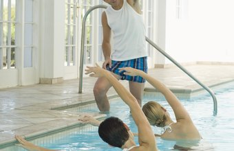 You can teach swimming to groups or individuals.