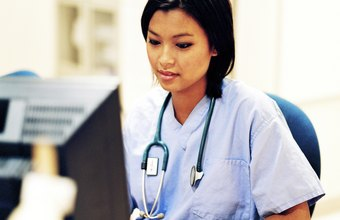 Research the healthcare facility's process for hiring RNs.