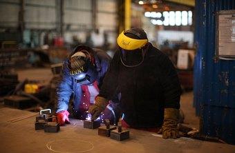 how to become a welder helper chron com