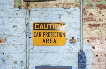 Proper safety signage is mandated by OSHA rules.