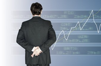 A finance or economics degree can give a stock broker job applicant an advantage.