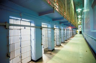 A felony conviction may lead to a jail sentence.