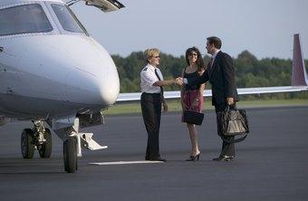 A Survey of Corporate Jet Pilots' Salaries   Chron com