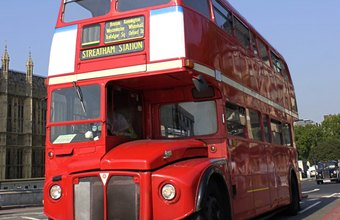Plan to make your buses noticeable to help build brand, much like London's double decker buses do.