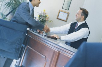 Working as a hotel concierge can help enhance one's interpersonal skills.