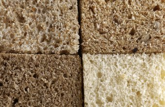 Carbs, found in bread and many other foods, are the body's primary source of energy.
