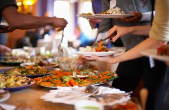Your company potluck can bring your employees together and foster team-building.