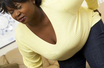 Being overweight may contribute to back pain.