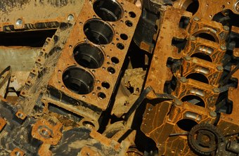 Salvage yards can be a great place to pick up spare car parts if the yard is properly maintained.