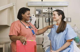 Good communication skills are vital for an LVN.