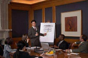 An orderly board of directors meeting should proceed according to a clear agenda.