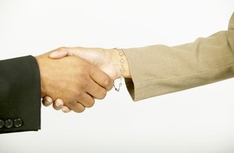 A handshake offers respect, but to be safe, put contracts in writing.