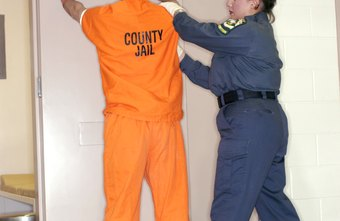 A high school diploma is the minimum qualification for correctional officers.