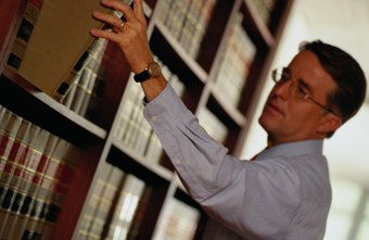 Litigation attorneys spend long hours researching cases.