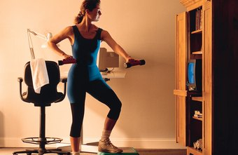 If you're on a budget, your home can make a suitable workout space.