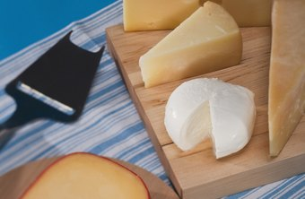 Avoid aged cheeses when on a low-tyramine diet.