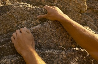 Rock climbing works your hand extensors.