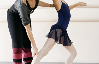 Choreographers need dance training and performance experience.