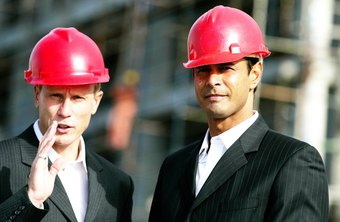 Construction managers work to ensure that projects are completed on time.