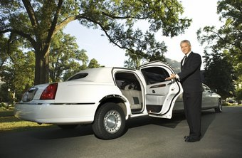On-time service and an impeccably clean vehicle are expected in the limousine industry.