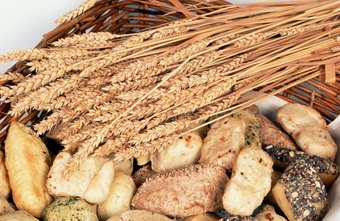 High-fiber foods help you feel full when losing weight.