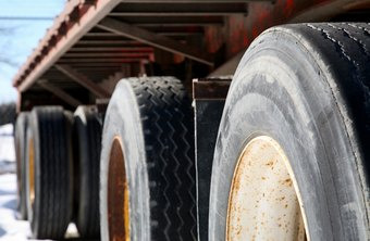 Choosing to repair or replace a material asset such as a truck can have large tax implications for a business.