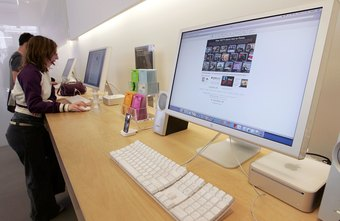 Will an Apple Monitor Work With a PC? | Chron com