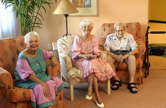 Owning a nursing home gives you a chance to help people and make a profit.