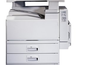 Refill your Sharp copier's developer if the print quality is declining.