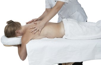 Colleges offer training programs for students interested in becoming massage therapists.