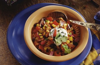 Make a low-fat bean and vegetable chili in your slow cooker.