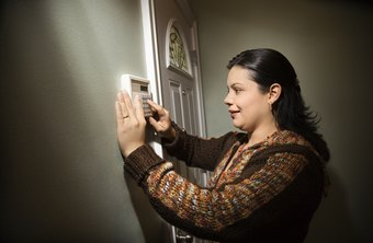 Call a trained technician if your alarm system is not working properly.