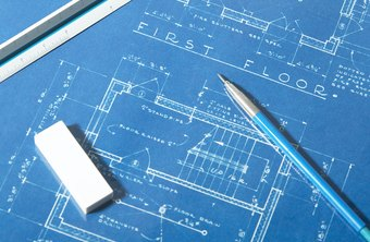 AutoCAD users can produce architectural blueprints.