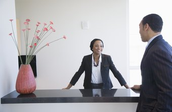 A concierge must be adaptable, friendly and service-oriented.