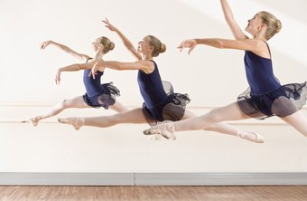 Dance instructors may choreograph a performance for their students.