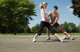 Stretching with a partner makes stretching exercises fun and more effective.