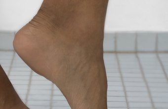 The Achilles tendon undergoes a great deal of stress in bodybuilding.