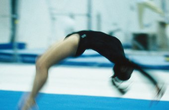 Core conditioning plays a crucial role in gymnastics.